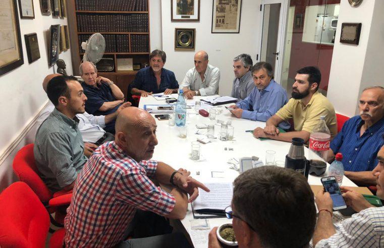 Se reunió en Buenos Aires la Mesa Nacional de Equinos