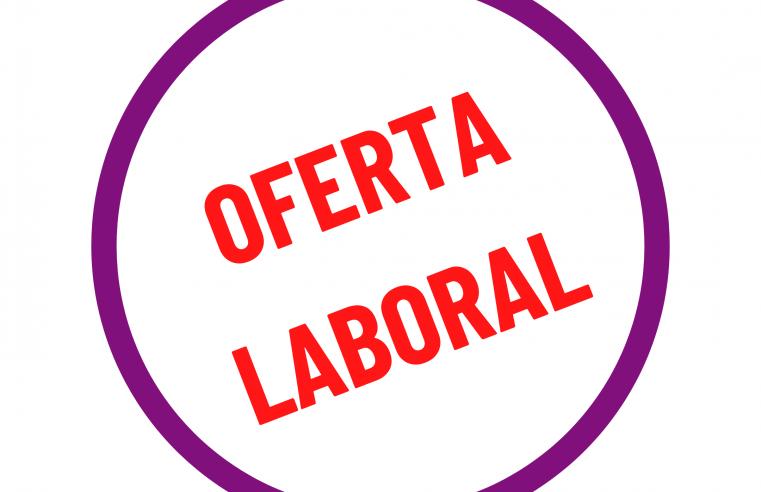 Oferta Laboral en Bermejo
