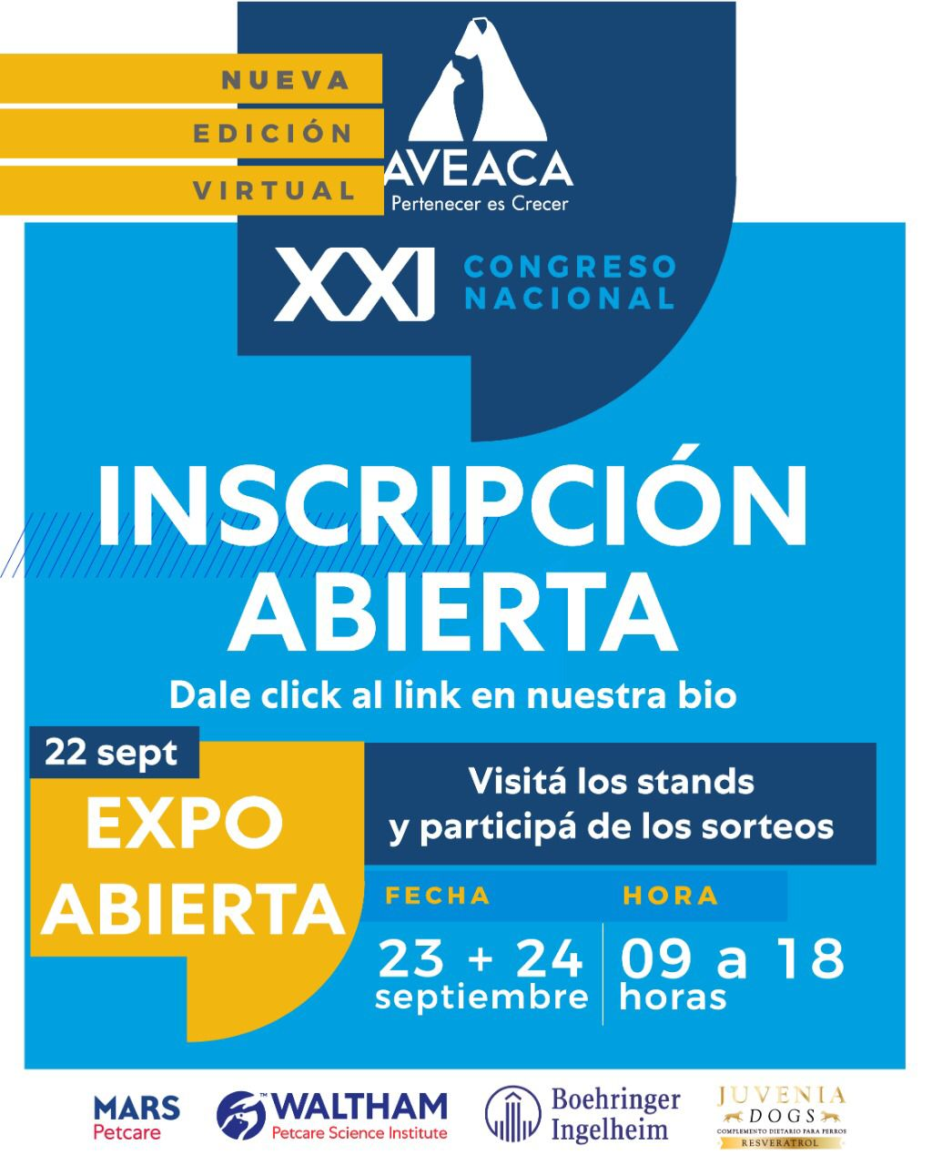 XXI Congreso Nacional de AVEACA
